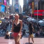 Morgane, fille au pair, à Manhattan